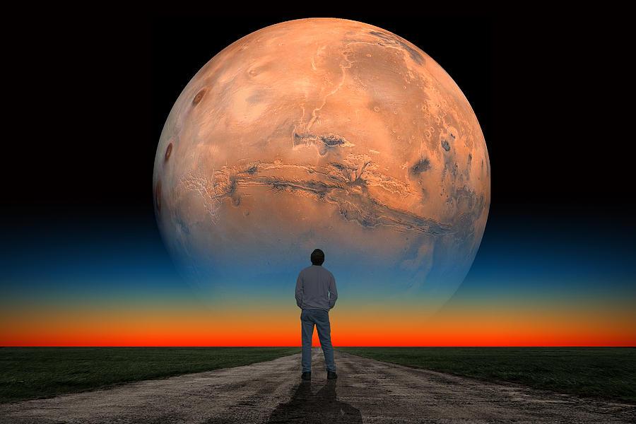 Марс в гороскопе мужчины