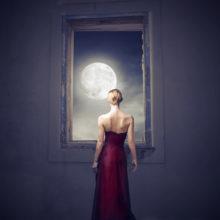 Жена и любовница — Луна и Венера в гороскопе женщины