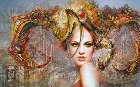 Картинки по запросу астрология арт овен