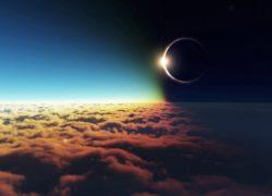 Солнечное и Лунное затмение