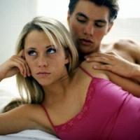 Почему женщины отказываются от супружеского секса