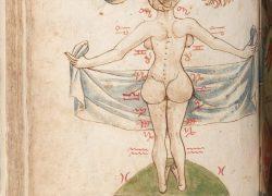 Медицинская Астрология. Тюбингенская домашняя книга /Tübinger Hausbuch. XV век, Вюртемберг.
